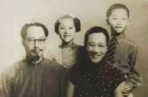 落花生许地山47岁因病逝世,留下2个子女,如今现状如何