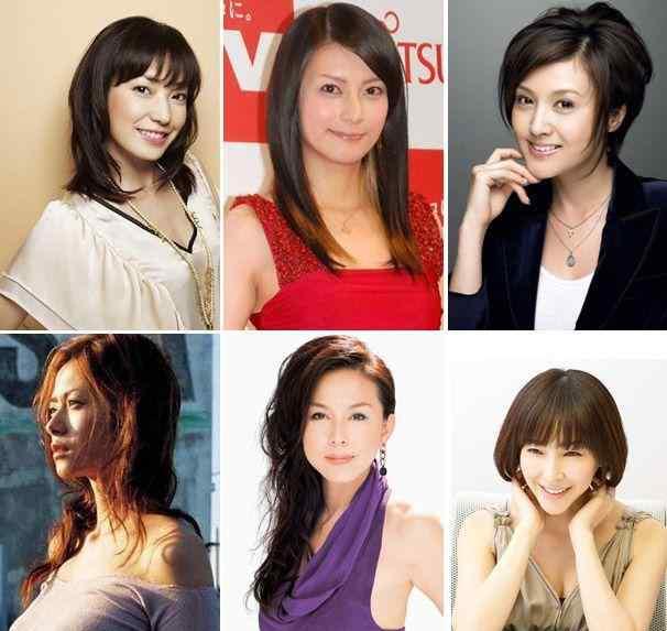 岁月无痕,令人惊艳的日本影视圈50位魅力熟女