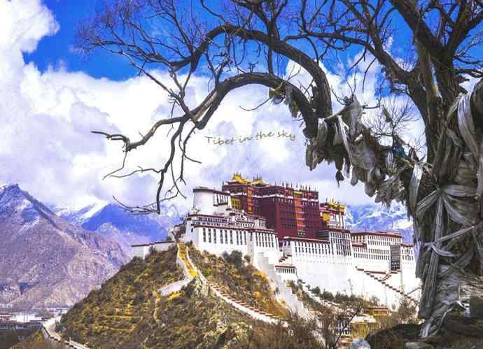天上的西藏是每个人的梦