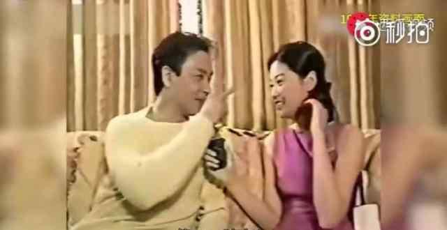 重温经典:17岁全智贤采访偶像张国荣,那是国产电影的辉煌时代