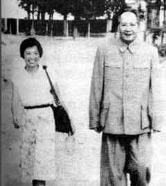 1976年毛主席去世,为何最不愿见到她?