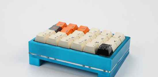 客制化键盘 外设新宠:DIY客制化键盘
