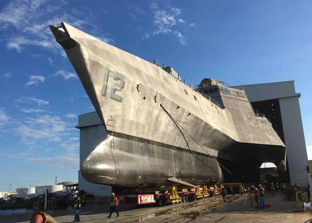 中国濒海战斗舰 此舰非彼舰—谈谈我国出口型濒海战斗舰(LMS)项目