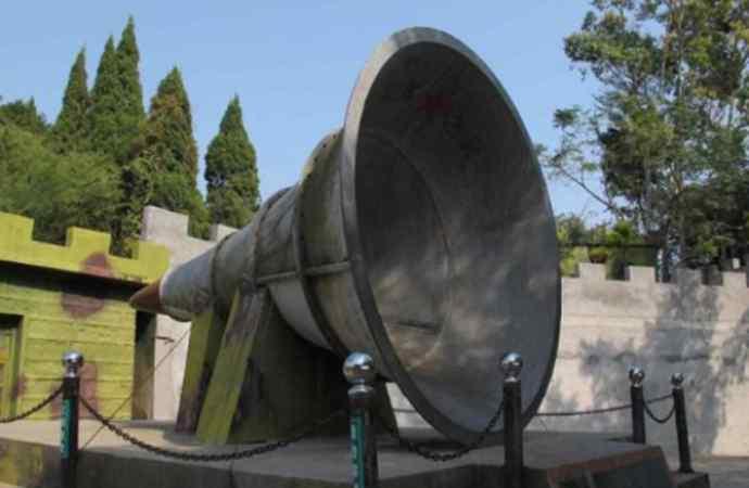 世界上最大的广播喇叭 世界上最大的广播喇叭 如今成为无数人心中的英雄