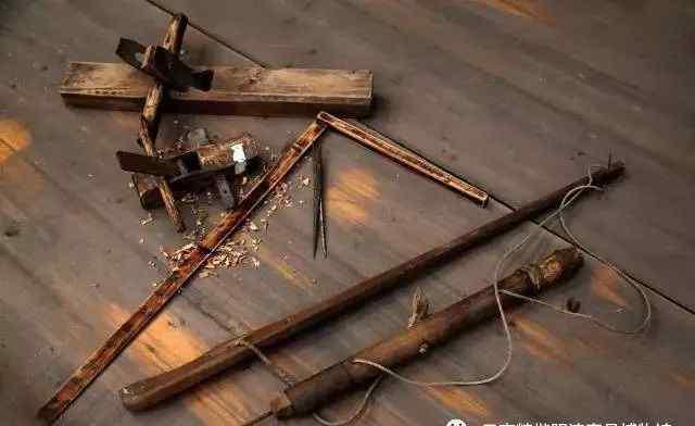 木匠工具 老物件 | 难得一见的木匠工具
