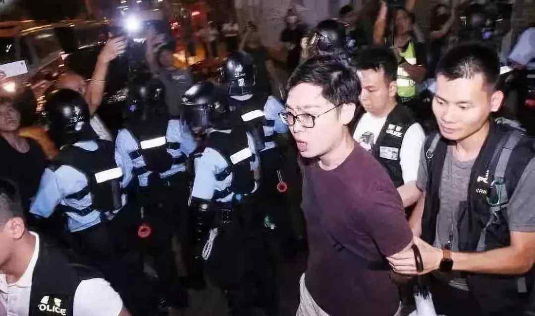 黄洋事件最新进展 香港事件最新进展:多名乱港分子被捕,名单更新中