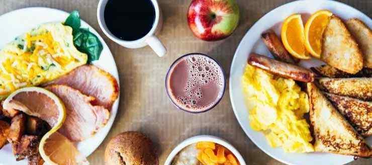 健康的早餐 健康的早餐应该怎么吃
